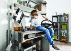 Pok�j dziecka: biurko dla ucznia