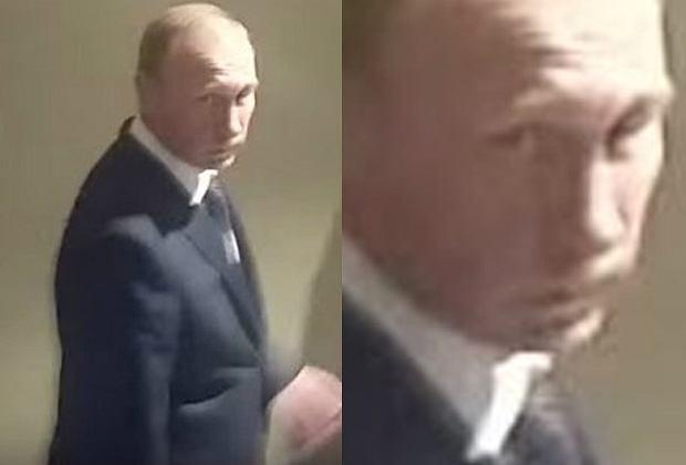Reakcja Putina na pytanie o wrak