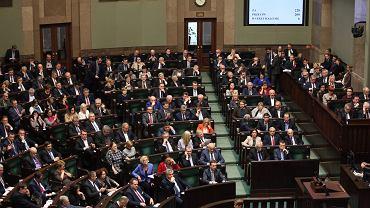 Sejm uchwalił ustawę autorstwa PiS o organizacji i trybie postępowania przed Trybunałem Konstytucyjnym