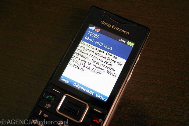 Jak wy��czy� p�atne SMS-y? Kr�tki przewodnik