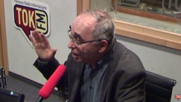 "Prof. Aleksander Smolar w ""Poranku Radia TOK FM"""