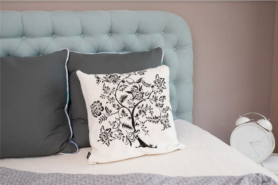 Łóżko tapicerowane - miękkie i wygodne