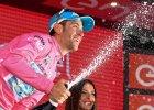 Włoch Vincenzo Nibali zwycięzcą wyścigu kolarskiego Giro d'Italia. Polak piąty