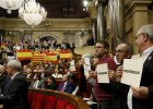 Katalońscy separatyści wypowiedzieli zimną wojnę Madrytowi