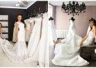 Pierwsza wizyta w salonie sukien �lubnych - rady dla panny m�odej