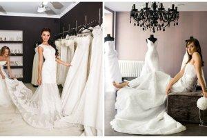 Pierwsza wizyta w salonie sukien ślubnych - rady dla panny młodej