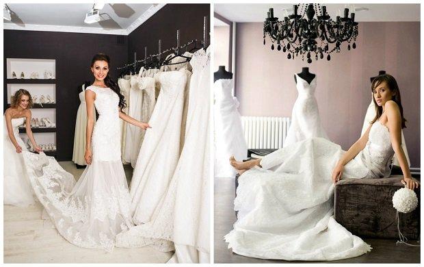 e1fdaea0f7 Pierwsza wizyta w salonie sukien ślubnych - rady dla panny młodej