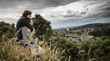 Dorota i Tom.  Wichrowe wzgórza. Spacer po wzgórzach otaczających Edynburg