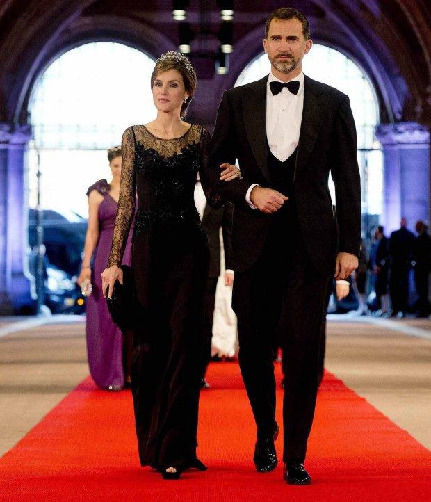 Książę Filip, Letizia Ortis