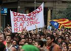 Strajk generalny w Katalonii, 3.10.2017