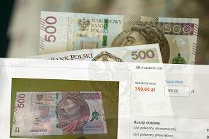 Masz banknot 500 zł? Możesz na nim dobrze zarobić