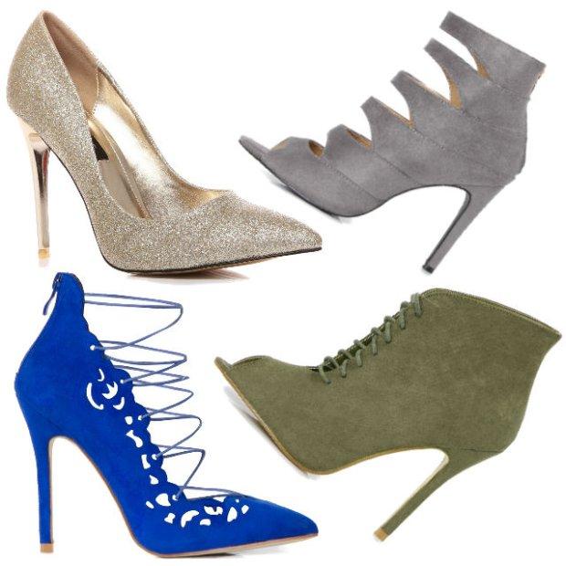 308fab2e Wieczorowa kolekcja butów DeeZee