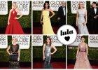 Z�ote Globy 2015: Najlepsze stylizacje gwiazd [TOP 15]
