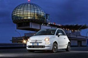 Nowy Fiat 500 | Z dużej chmury mały deszcz