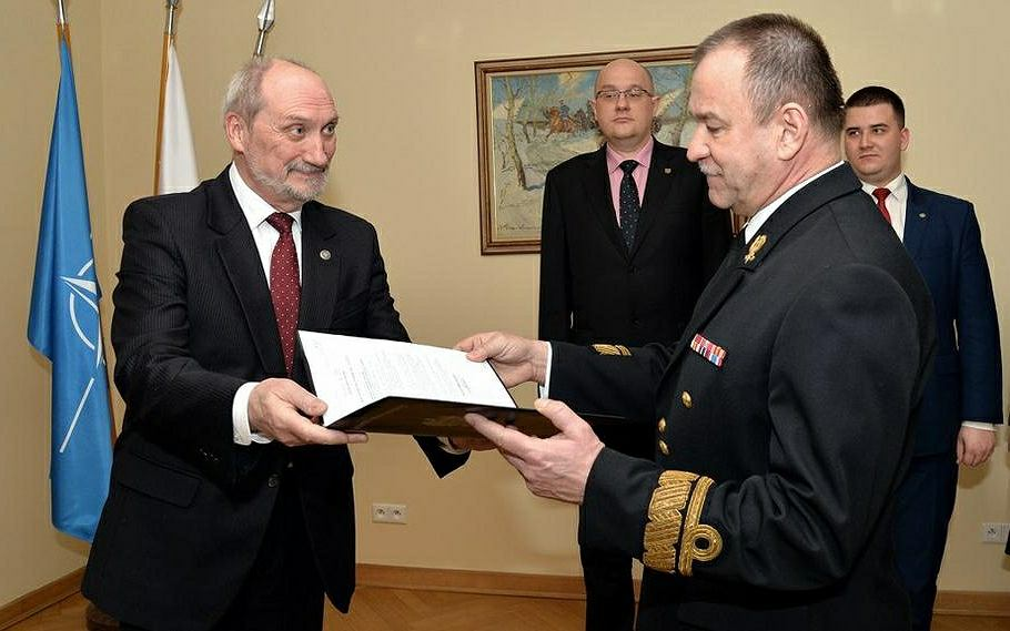 d153309f31c14 Mirosława Mordela na inspektora Marynarki Wojennej (marzec 2016)