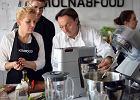 Braliśmy udział w ekskluzywnych warsztatych kulinarnych z Michelem Moran!