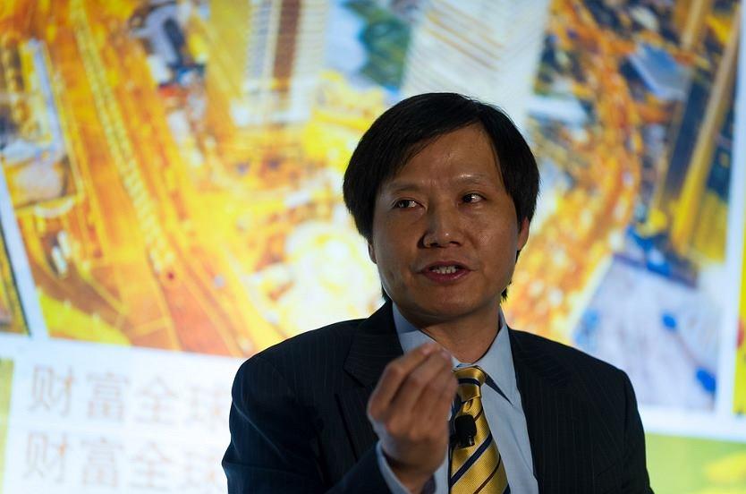 Lei Jun - prezes i założyciel Xiaomi