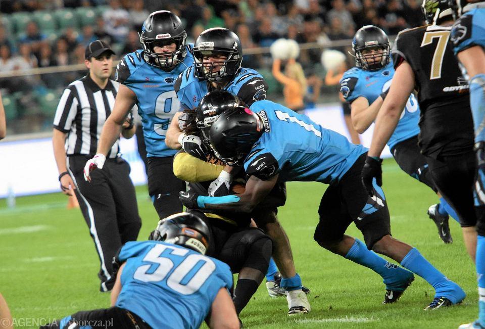0288c939e Futbol amerykański. Utytułowany rywal Panthers. Były mistrz Europy ...