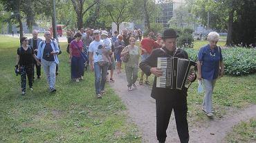 Białystok. Obchody 77. rocznicy spalenia Wielkiej Synagogi