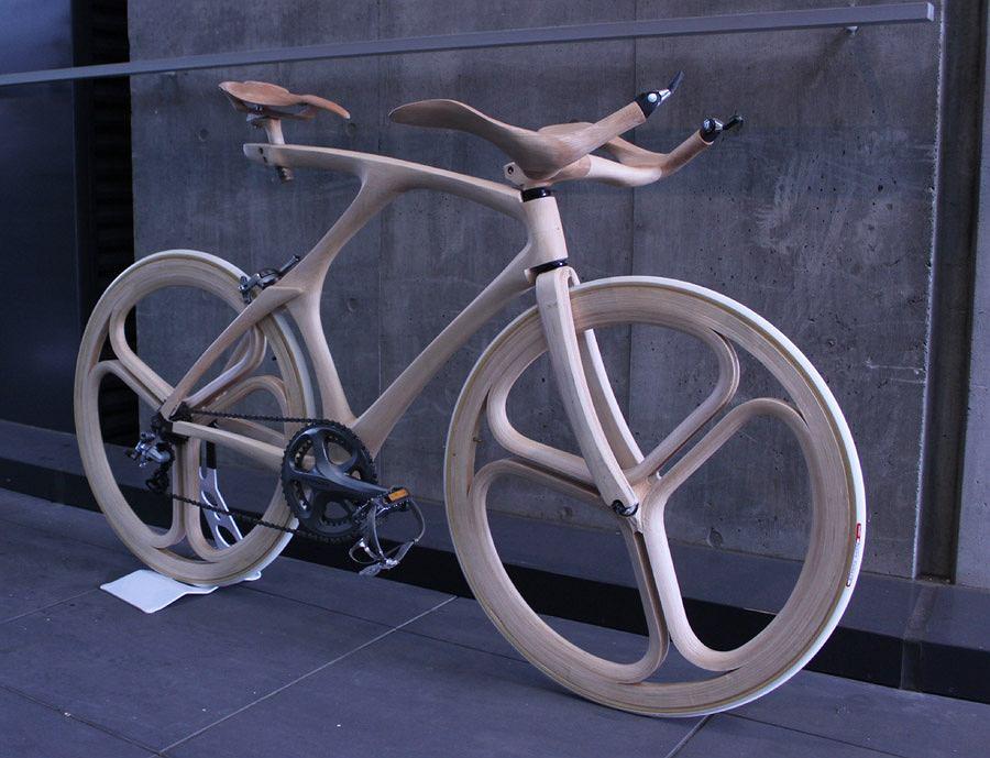 Rower rzeźba