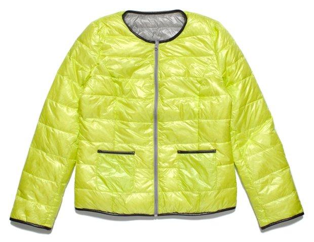 Pikowane kurtki na wiosnę