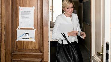 Agata Kornhauser - Duda w II LO w Krakowie