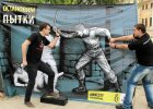 Kreml broni tortur