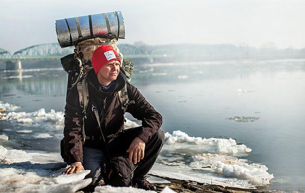 Wielkie wyprawy za małe pieniądze. Mistrz budowlany idzie od źródeł do ujścia polskich rzek