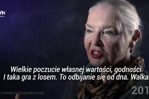 Burzliwa relacja Jarosława Kaczyńskiego z Jadwigą Staniszkis