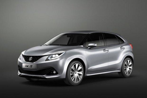 Salon Genewa 2015 | Suzuki iK-2 | Kompakt dla Europy