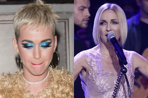 Utwór Katy Perry z ostatniej płyty brzmi łudząco podobnie do piosenki Anny Wyszkoni sprzed 7 lat. Przypadek?