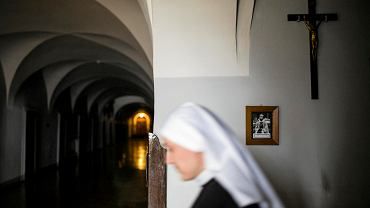 W klasztorze Benedyktynek w Staniątkach - zdjęcie ilustracyjne