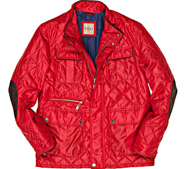 Moda męska: jesienne kurtki, kurtki, moda męska, Digel