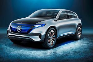 Salon Pary� 2016 | Mercedes EQ | 400 KM mocy i 500 km zasi�gu