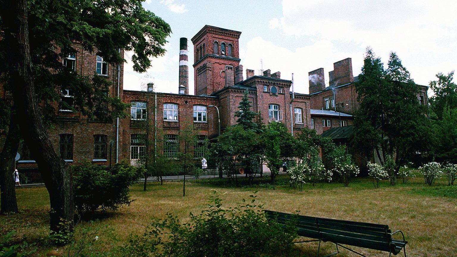 Szpital w Tworkach, 1993 r.