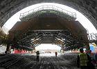 Włosi drążą na nowej zakopiance. Tunel ma już sto metrów [ZDJĘCIA i WIDEO]
