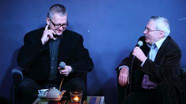 Rafał Ziemkiewicz i Marcin Wolski
