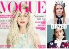 """Emilia Clarke w """"Vogue UK"""" i inne gwiazdy """"Gry o tron"""" na ok�adkach magazyn�w. To nowe supergwiazdy? [WI�CEJ ZDJ��]"""