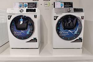 Samsung pokazał nową pralkę z technologią skracającą czas prania o połowę