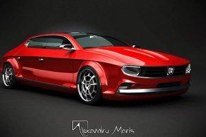 Dacia 1300 Concept | Rumuńska wizja