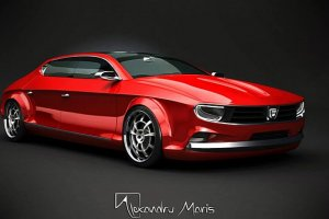 Dacia 1300 Concept | Rumu�ska wizja
