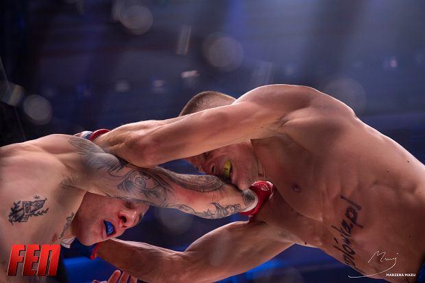 Zdjęcie numer 3 w galerii - MMA. FEN 23 w Lubinie 12 stycznia
