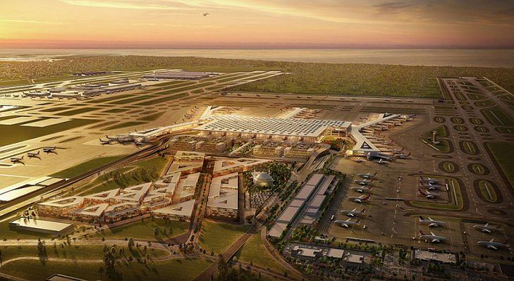 Instanbul New Airport