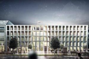 Czy w ko�cu powstanie budynek polskiej ambasady w Berlinie?