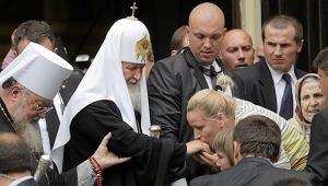 Prasa rosyjska o wizycie Cyryla I