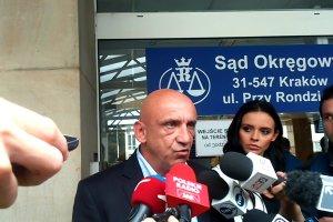 Marek Dubieniecki komentuje decyzje krakowskiego s�du w sprawie aresztu dla syna