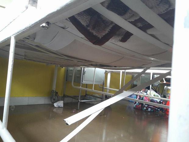 Szpitale w Łodzi. Zarwane łóżka, brak sprzętu, cieknąca lodówka. To Centrum Zdrowia Matki Polki