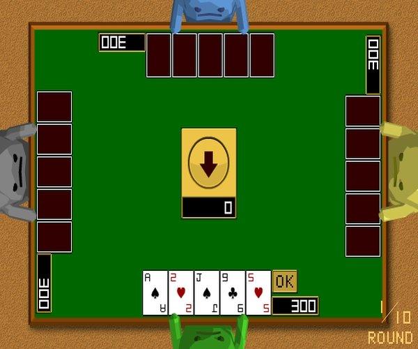 Poker fasolek