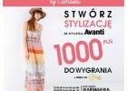 """Camaieu & Avanti """"Stw�rz festiwalow� stylizacj�"""" i wygraj 1000 z� na zakupy"""