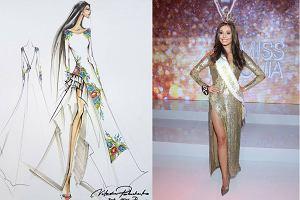 W tych sukniach Miss Polonia 2016 Izabella Krzan zaprezentuje się podczas konkursu Miss Universe